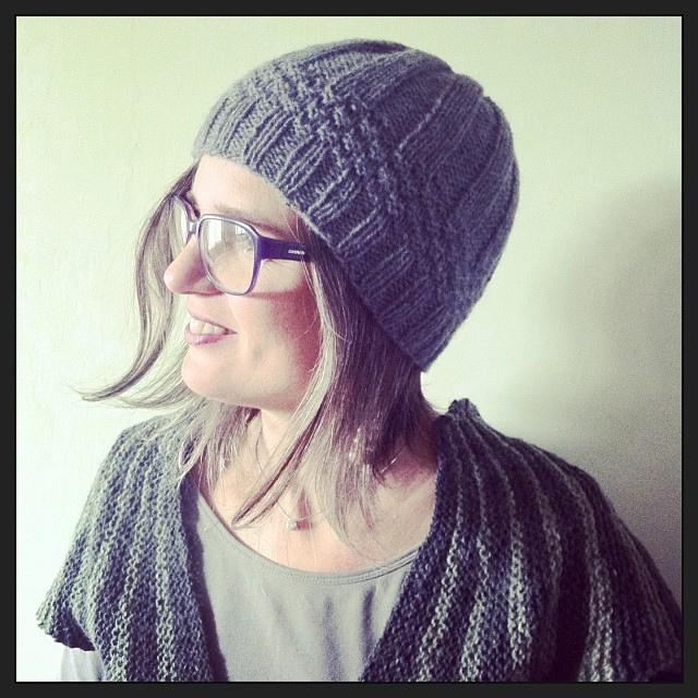 Emma Fassio con un cappellino di Lamora