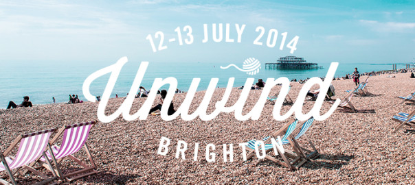 Unwind Brighton, on July 12 and 13