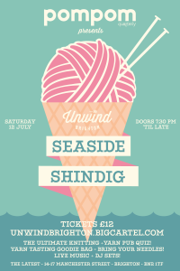 Seaside Shinding, the finaly party of the fair