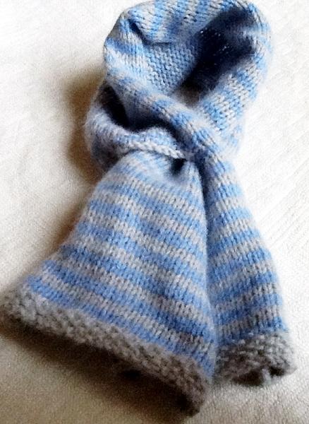 La sciarpa in Lamora