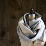 La sciarpa in sbieco di Purl Soho