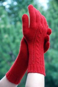 I guanti di Red Moresque