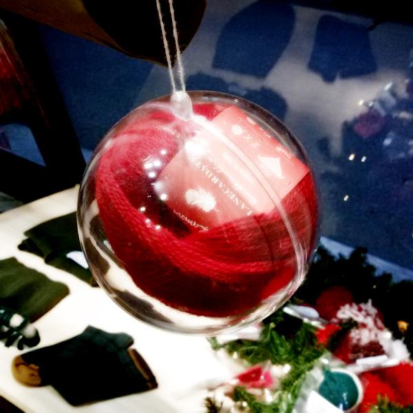 Buone feste con Lanecardate HandKnitting (Foto scattata da Do-Knit, Milano)